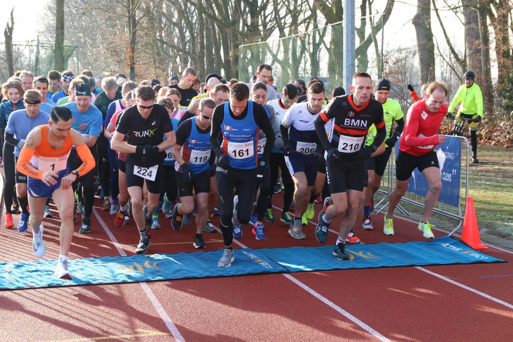 Start Atlantis Data Zwolse Bosloop 2019